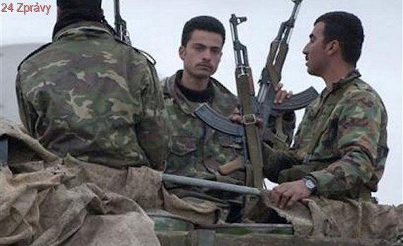 U Damašku už třetí den zuří boje mezi povstaleckými skupinami, 74 mrtvých