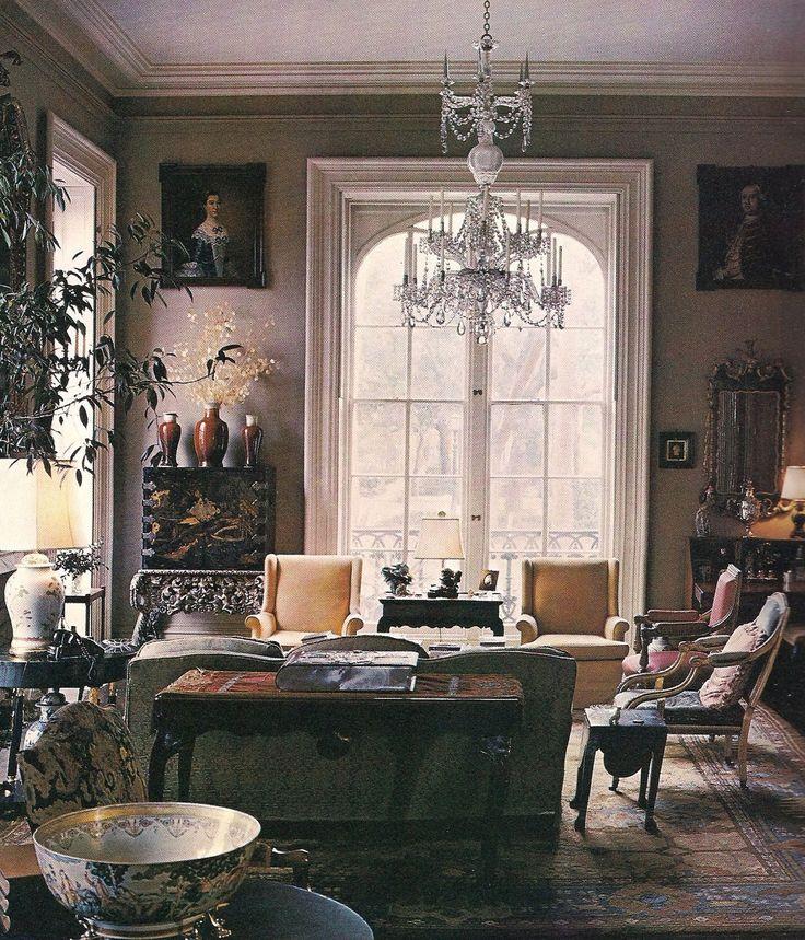 Mercer House Interior TheCopia Beyondthebook