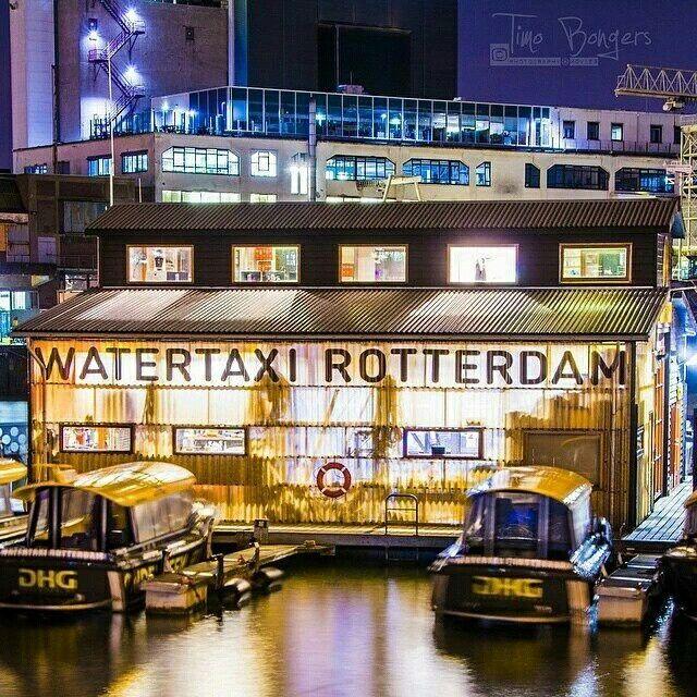 Rotterdam....Watertaxi Rotterdam......L.Loe