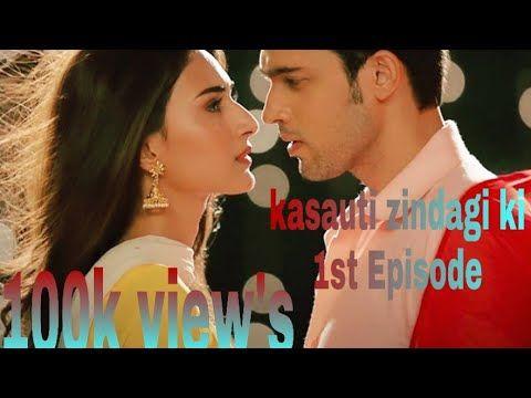 Kasauti zindagi kay 2 // Full Episode 1 // Day 1 - YouTube | music