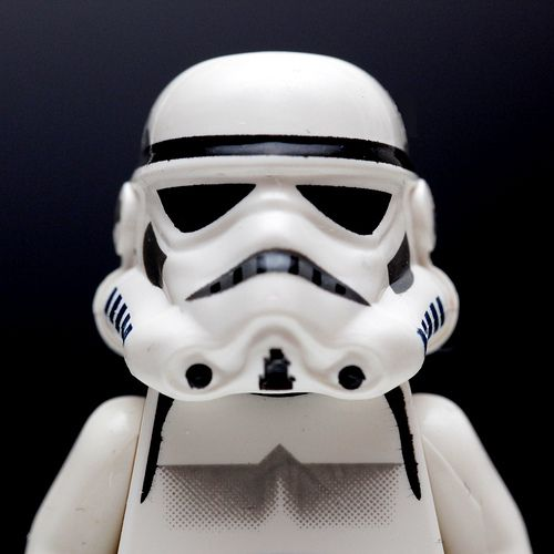 Portrait of a Lego Stormtrooper | on the nerd side | Lego ...