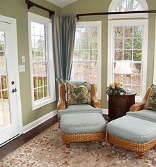 Sunroom   Wall Color