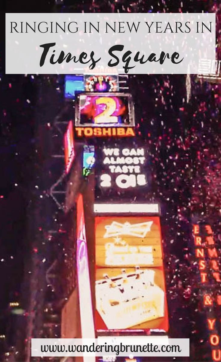 New York Ball Drop 2020.Ringing In New Years In Times Square Nyc Nyc Christmas