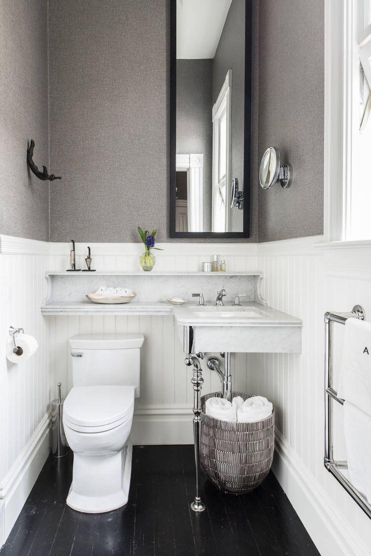 Bagno eclettico di Antonio Martins Interior Design Inc