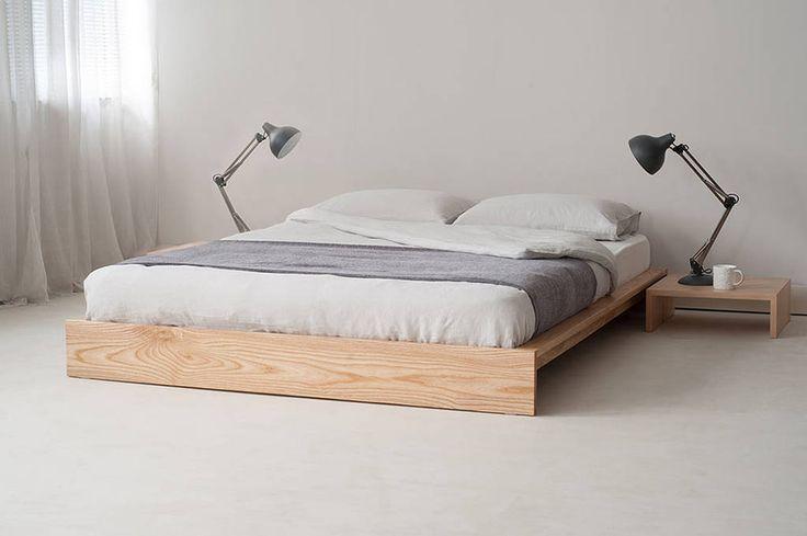 Ki - Low Loft Beds - Natural Bed Company