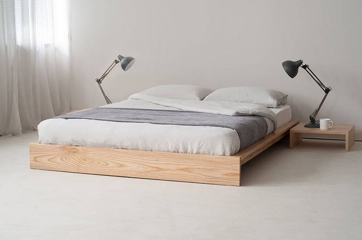 Ki - Low Loft Beds - Natural Bed Company