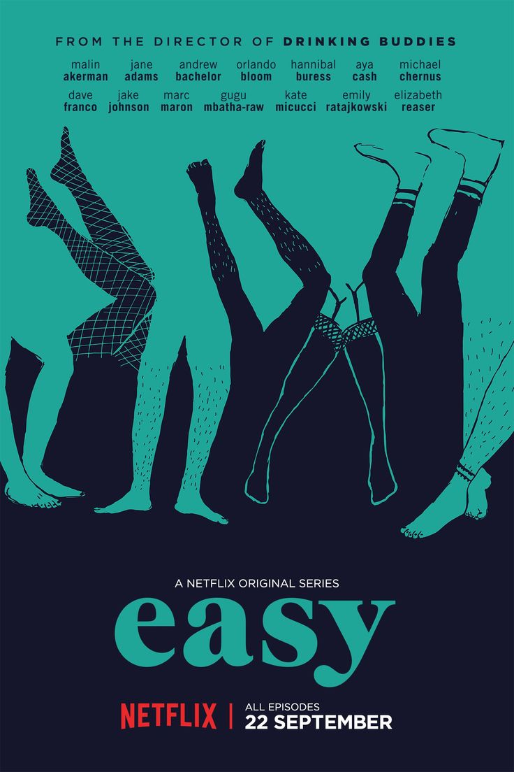 The new trailer for Easy, Joe Swanberg's anthology series for Netflix, has arrived, giving us a look at Marc Maron, Dave Franco, and more looking for love.