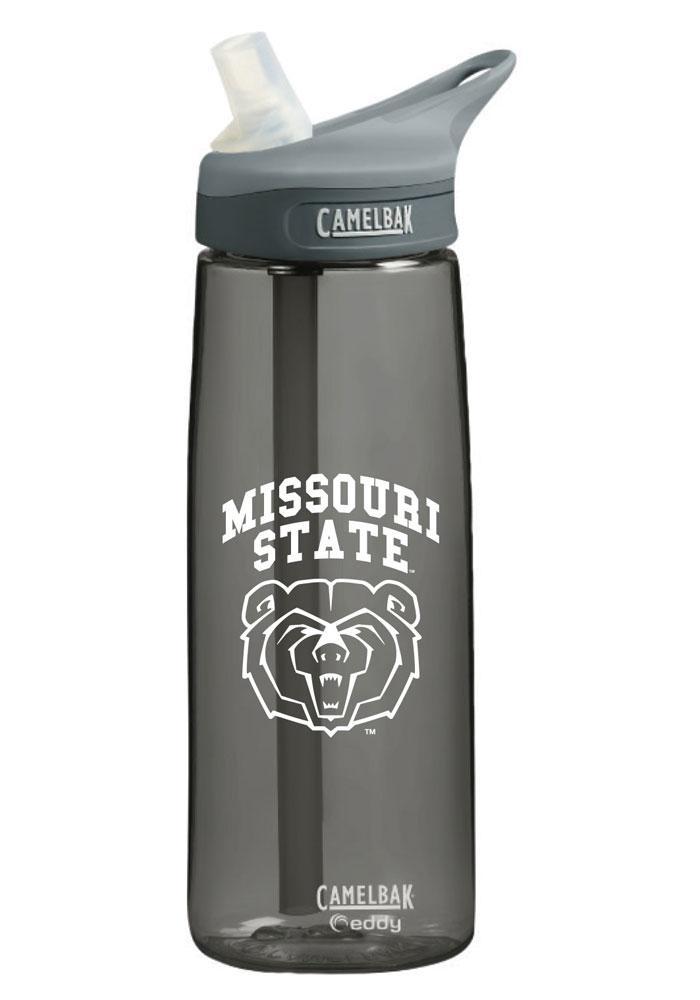 Missouri State Bears Charcoal Camelbak Bottle  http://www.rallyhouse.com/shop/missouri-state-bears-missouri-state-bears-charcoal-camelbak-bottle-1646838  $22.99