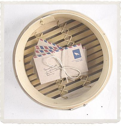 DIY Birdseed Wedding Tosses: Mini Airmail Envelopes- Free Designs