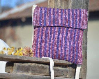 EUGENIA HANDWOVEN BAG crossbody bag messenger bag handmade bag tote cotton woven manual -    Edit Listing  - Etsy