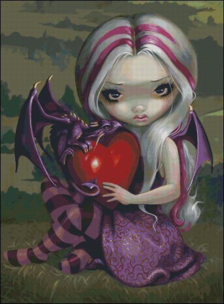 Valentine Dragon - схема