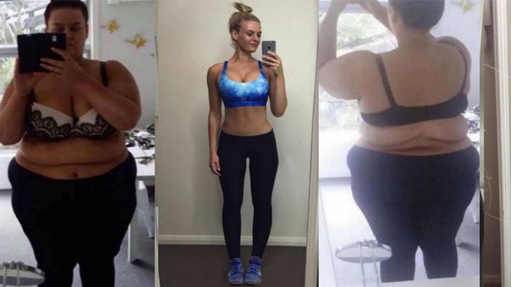 Meet the 25-year-old telling the story of her 14 stone weight loss on Instagram  - BBC Newsbeat