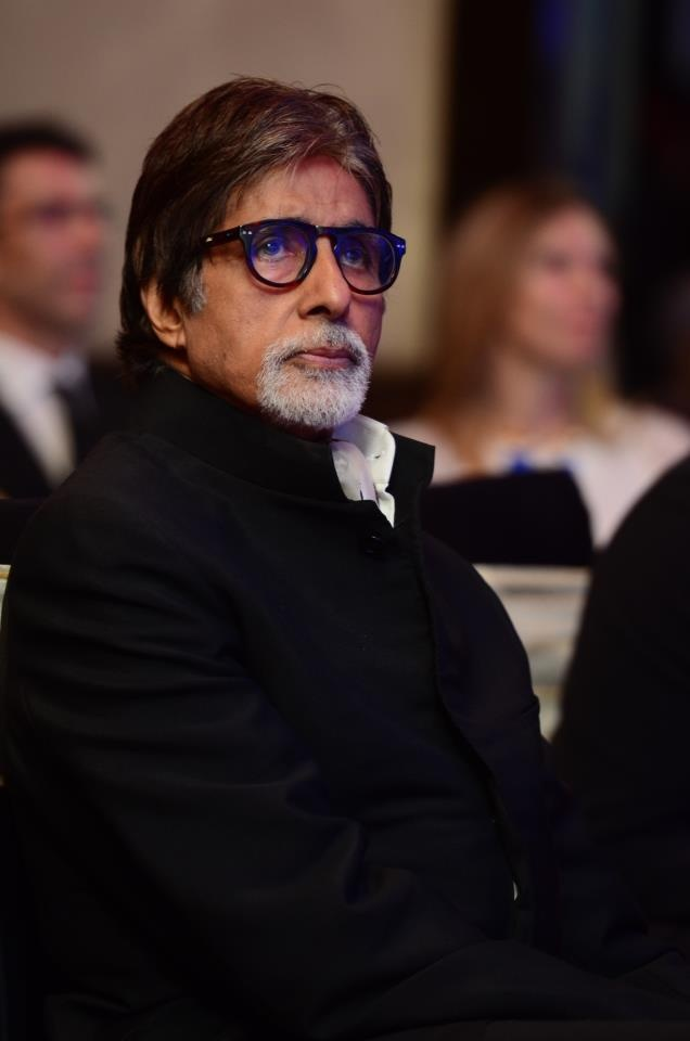 Amitabh Bachchan (official Facebook page)