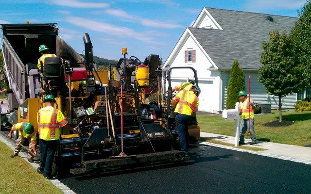 Affordable asphalt gives you a lasting and attractive surface that blends with any landscape - http://www.suresealpavement.com/asphalt-repair/