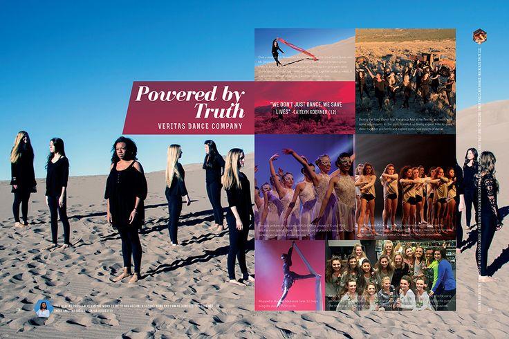 Valor Christian High School, Highlands Ranch, Colorado/Fine Arts coverage/Dance