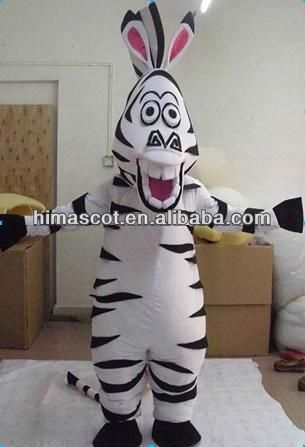 Новогодний костюм зебра марти мадагаскар