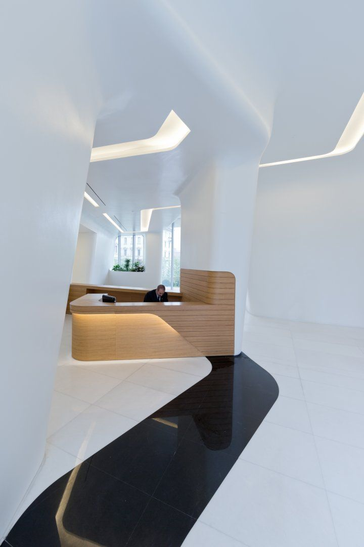 17 best ideas about zaha hadid interior on pinterest for Interior design zaha hadid
