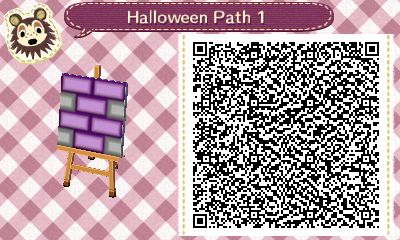 buttersketches: Halloween themed paths! :D - Spooky patterns
