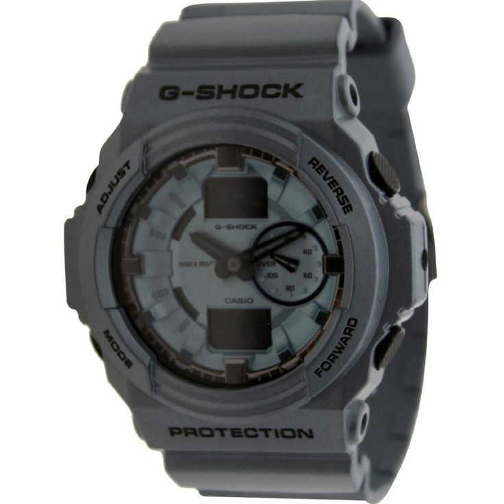Casio G-Shock G150 Combi Watch (blue) GA150A-2ACR - $139.99