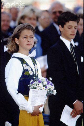 Princess Madeleine and Prince Carl Philp