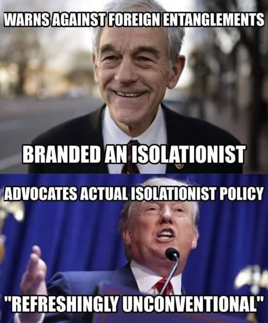 Typical Ron Paul Hating