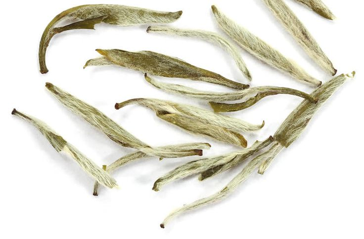 Young and elegant tea leaf buds with a whisper of jasmine. All the appeal and softly sweet nuances of a classic Silver Needle, enhanced with the aroma of night-blooming jasmine flowers. Airy flavor, delicate mouthfeel and pleasantly dry finish. Only $5