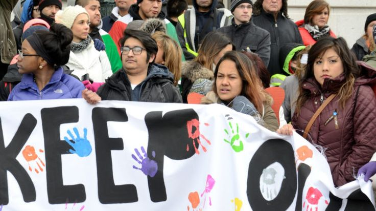 Every work day that President Donald Trump leaves his predecessor's Deferred Action for Childhood Arrivals (DACA) program in place, about 210 illegal immigrants get protected status, based on averages from last year. U.S. Citizenship and Immigration Services has not released DACA statistics since Trump took office, but in the fiscal year that ended in September, the government approved 52,940 new applications and renewed another 146,136. DACA, which applies to foreigners brought to the…