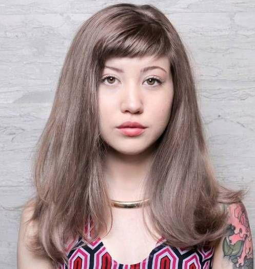 crop hair styles 1000 ideas about hair bangs on 9018