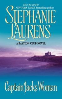 Captain Jack's Woman: Bastion Club #0.5  by Stephanie Laurens  AudioBook Review Historic Romance at I am Indeed http://iam-indeed.com/audiobook-review-captain-jacks-woman-bastion-club-0-5-stephanie-laurens/