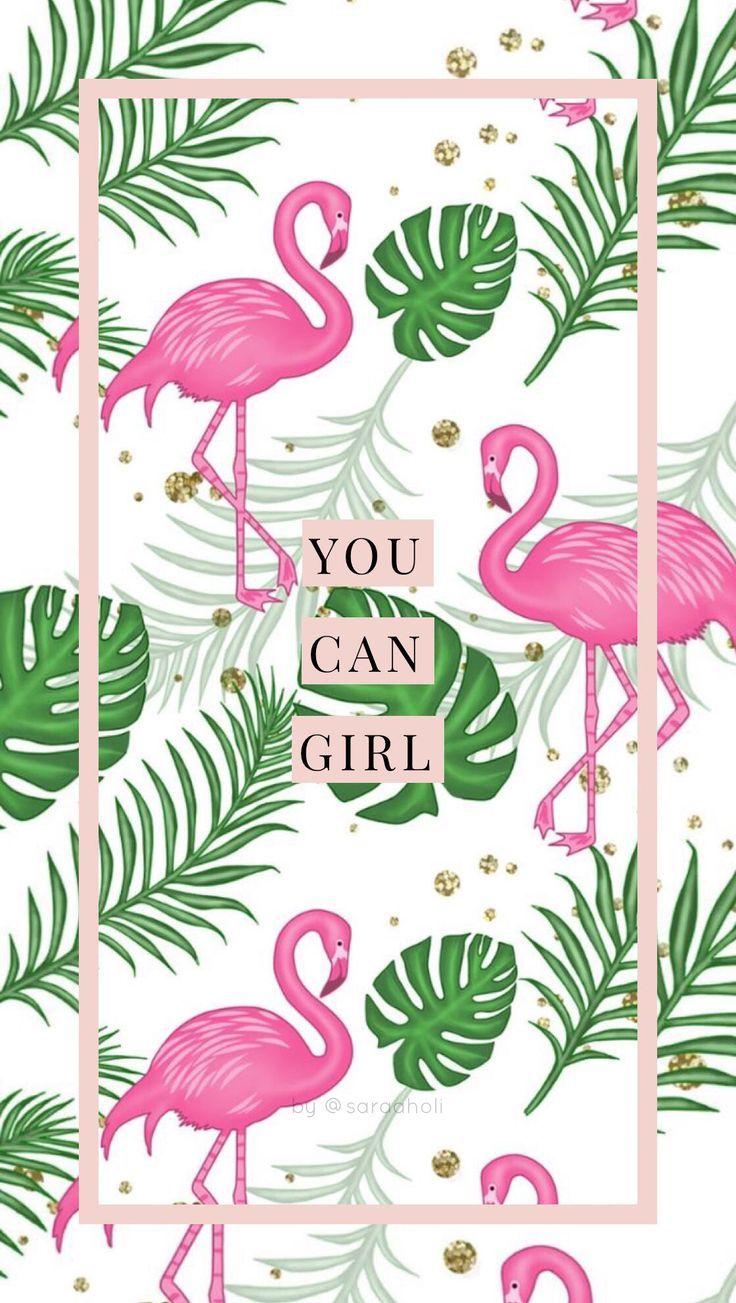 Wallpapers Wallpapers Flamingo Papel De Parede Ideias