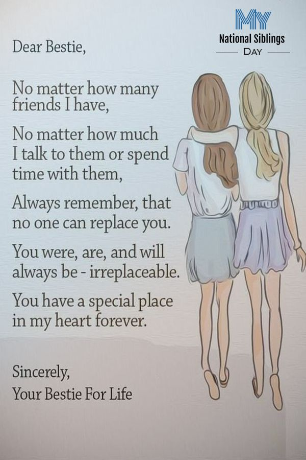 Loving Messages Dedicated To Beloved Siblings For National Siblings Day 2019 Hap Friendship Day Quotes Friends Forever Quotes Birthday Quotes For Best Friend