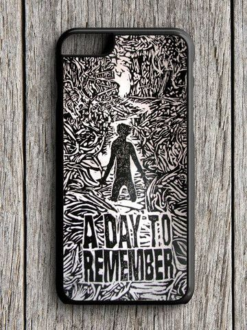 A Day To Remember Art iPhone 6 Case