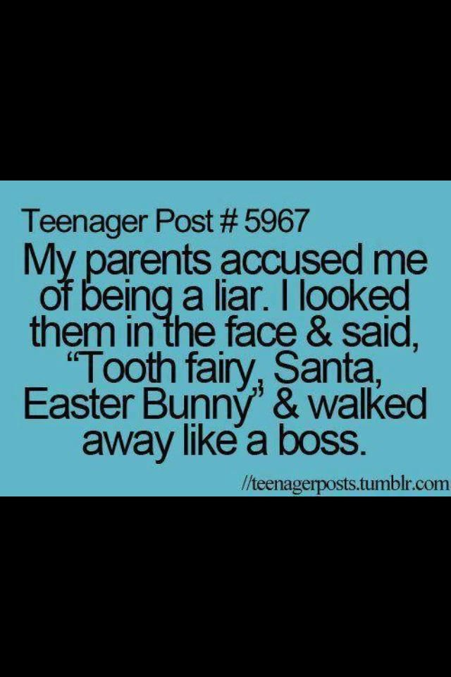 So True ... Teenager Posts
