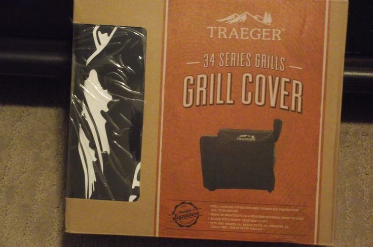 Barbecue and Grill Covers 79686: Traeger Elite Pro Series 34 Heavy Duty All Weather Full Grill Black Cover -> BUY IT NOW ONLY: $59.95 on eBay!