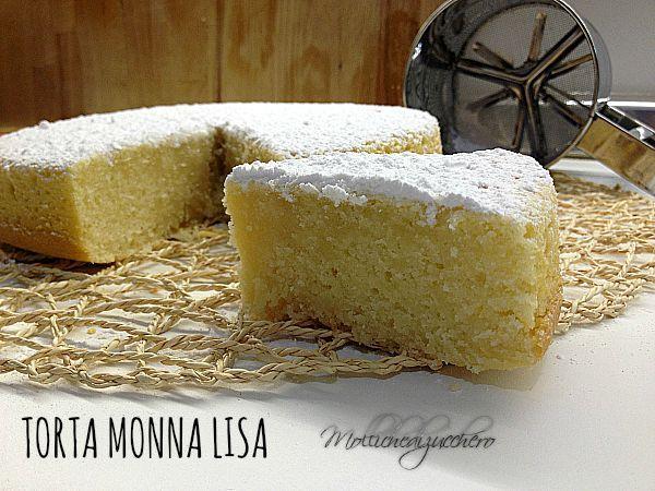 Per leggere la ricetta della torta Monna Lisa non dovete far altro che cliccare sulla foto e ... buona lettura!