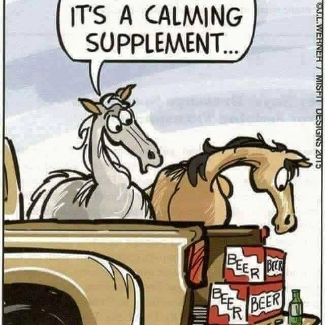A calming Supplement