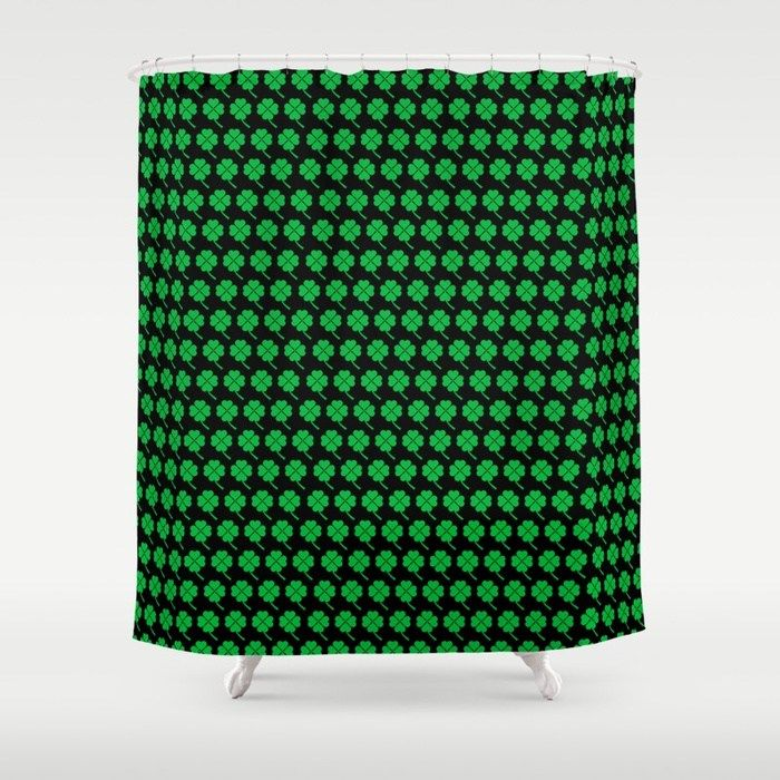 Buy Saint Patrick S Day Shower Curtain By Scardesign 30 Off This