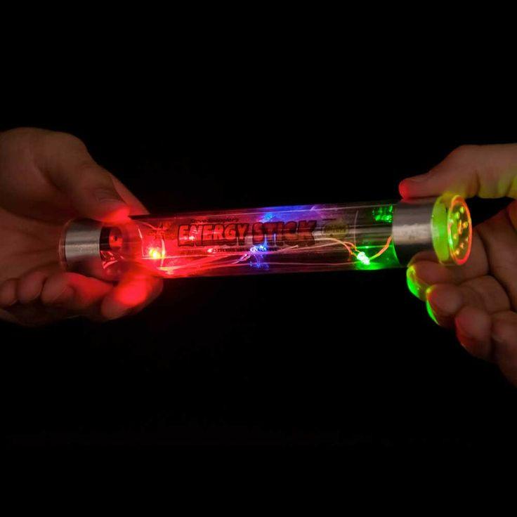 Energy Stick   Steve Spangler Science