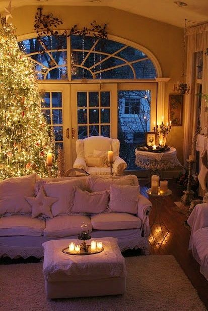 Christmas Is All About Lighting, So Lets Light Up Your Living Room! If You  Want To Light Up Your Living Room For The Christmas Season, You Might Want  To ...