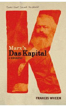 MARX'S DAS KAPITAL Author : Francis Wheen