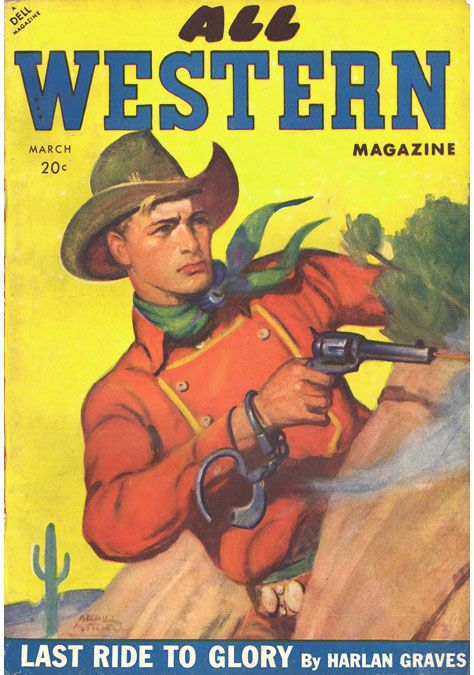 Western Book Cover Art ~ Best pulp wild west magazines images on pinterest