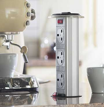 Kitchen Appliance Storage Solutions | dream kitchens home appliances small space solutions storage solutions ...