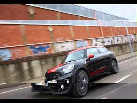 Mini Paceman John Cooper Works 2014 Interior Exterior detail exclusive photo
