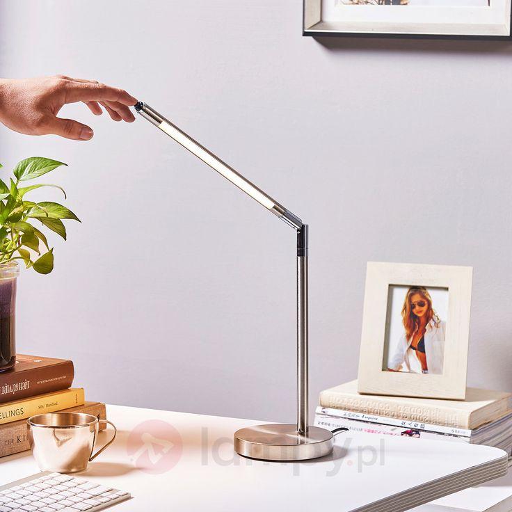 Atrakcyjna lampa biurkowa LED Jabbo 9620454