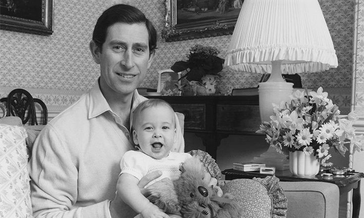 The first child of Prince Charles and Princess Diana, he weighed 7lbs 1.5oz.  British royal baby photo album: Queen Elizabeth to Princess Charlotte