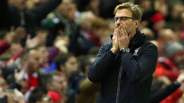 Liverpool-Trainer fällt für Sunderland-Spiel aus | Blinddarmentzündung! Jürgen Klopp im Krankenhaus - Fussball - Bild.de