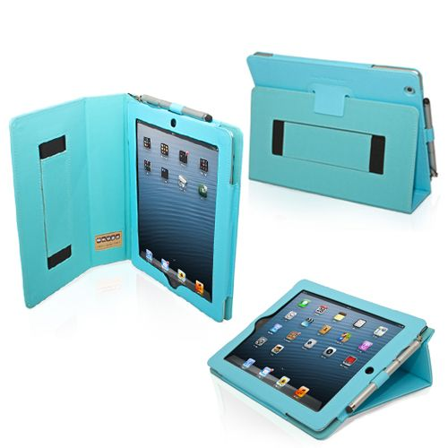 Snugg iPad 4 Case Cover and Flip Stand Review