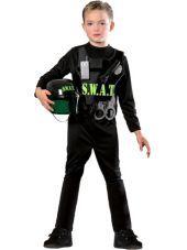 Boys SWAT Costume-Party City
