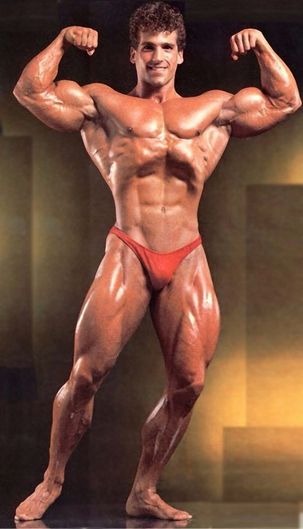 from Emmet bob paris bodybuilder nude