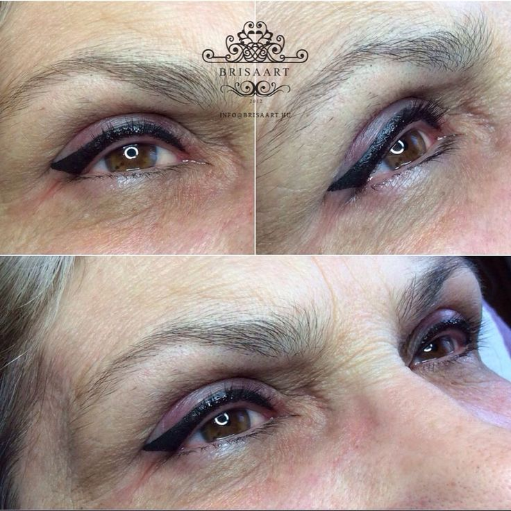 Kontur eyelid tattoos•PMU•Classic